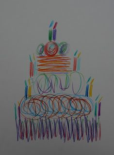 Tekenen met kinderen - Heleen Hoppesteyn: Oefenen in vrij tekenen (2) Drawing Lessons For Kids, Art Drawings For Kids, Easy Drawings, Art Lessons, Art For Kids, Preschool Writing, Writing Activities, Happy Birthday Kids, Scribble Art