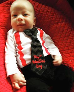 97 Best Baby Boy Valentine S Day Outfits Images In 2019 Boy Baby