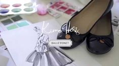 Join us as we take you behind the scenes of the Kerrie Hess capsule collection. The collection reflects Kerrie's elegant and sophisticated style. Kerrie Hess, Sophisticated Style, Elegant, Chanel Ballet Flats, Film, Collection, Illustration, Youtube, Fashion