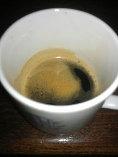 Cup of coffee on a mondaymorning
