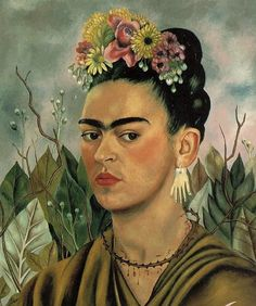 Frida Kahlo Self Portrait Dedicated to Dr Eloesser 1940 print for sale. Shop for Frida Kahlo Self Portrait Dedicated to Dr Eloesser 1940 painting and frame at discount price, ships in 24 hours. Frida E Diego, Frida Art, Fridah Kahlo, Frida Kahlo Portraits, Frida Kahlo Artwork, Frida Paintings, Freida Kahlo Paintings, Oil Paintings, Poster Art