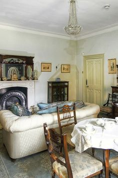 Lady Edward's Apartment | Milntown House | Isle of Man