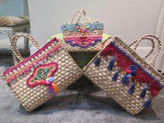 Bolsas de Palha Giovana Dias - Férias com estilo
