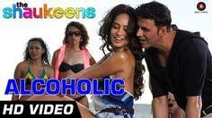 Watch the Official Video of 'ALCOHOLIC' from the movie 'THE SHAUKEENS' here.....http://youtu.be/ivgOE1vzNEQ  #YoYoHoneySingh #AkshayKumar #LisaHaydon