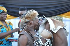 Mr. & Mr. - Tshepo & Thoba Sithole-Modisane - casamento real zulu #casamentogay #gaywedding