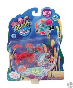 Ocean in My Pocket Mums and Babies Crab Family Pack | eBay (worldwide)