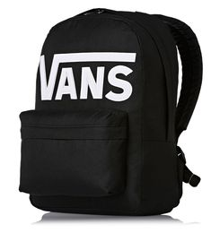 Ghiozdane vans mai confortabile si spatioase School Supplies, Vans, Backpacks, Diy, Fashion, School Stuff, Moda, Bricolage, Fashion Styles