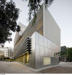 BCQ arquitectura barcelona, Pedro Pegenaute · Tesorería de la Seguridad Social en el Casco Antiguo