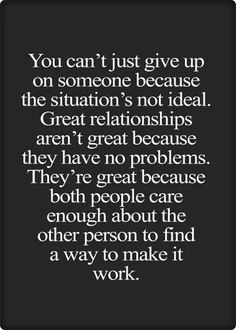 This is how Great #Relationships should be!!