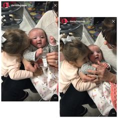 Alena & Valentina Jonas - Danielle & Kevin Jonas' daughters
