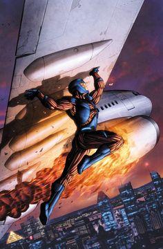 X-O Manowar by CAFU