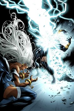 superheroesincolor:    Storm (Ororo Munroe)    // Marvel ComicsGet the Storm comic series here[ Follow SuperheroesInColor on facebook / instagram / twitter / tumblr ]