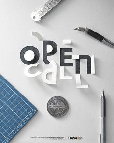 Making the cut: Behance Portfolio Reviews Manila 2015 Open Call poster.