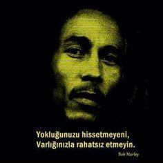 sözler Bob Marley