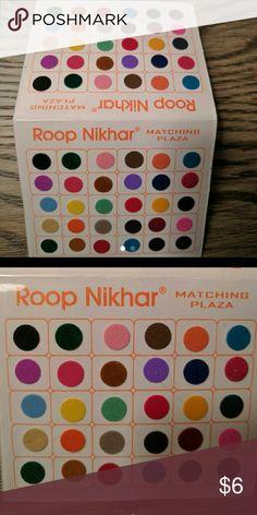 Multi color stick on tattoo/bindi Multi color stick on bindi/tattoo Accessories