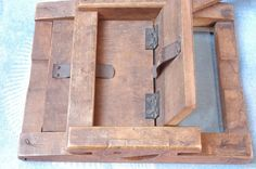 Beato Wigger - altes Handwerk Alter, Elderly Crafts, Ideas
