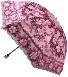 This shows a modern day parasol which we now call an umbrella,