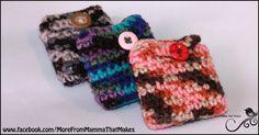 Mini tampon wallet