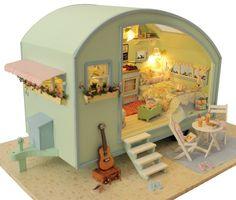 Dollhouse trailer