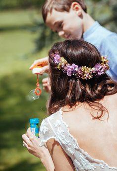 marta5- VESTIDO NOVELLE FOTO KUNST Dresses, Open Backs, Headpieces, Brides, Art