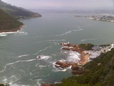 The Garden Route. South Africa is blessed with the many faces of beauty that can exist in the form nature showing off.