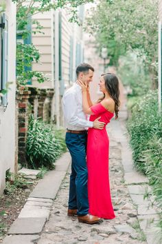 Romantic and candid engagement photos by Aaron and Jillian Photography