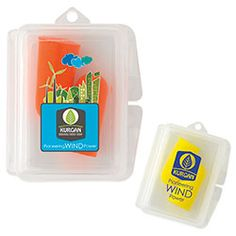 Norwood Promotional Products :: Product :: Travel Ear Plugs in Case