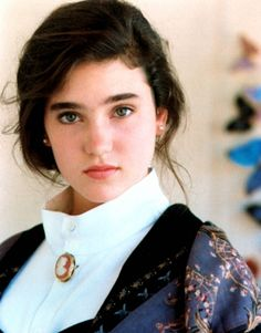 Jennifer Connelly young,whenever she walks by everbody stop and whach her Jennifer Carpenter, Jennifer Connelly Labyrinth, Jennifer Connelly Young, Jennifer Connoly, Diana Riggs, Celebrities Then And Now, Actrices Hollywood, Jolie Photo, Poses