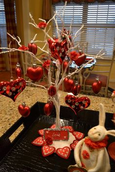 Kristen's Creations: A Little Valentine Decorating