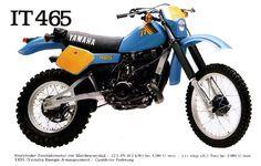 Yamaha IT465K