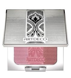 artdeco blusher, vintage glam winter 2013 collection