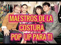 NUEVA TIENDA POP UP DE #MAESTROSDELACOSTURA PARA TI EN @ELCORTEINGLES #CASTELLANA Y #ONLINE POST COMPLETO >> http://www.aloastyle.com/2018/04/tienda-pop-up-de-maestros-de-la-costura-para-ti.html  ♥ CON #VIDEO ♥ @MAESTROSCOSTURA 🔝 @MAGALIYUS Y EQUIPOS #Eci