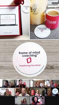 FOM Coaching included plantable seed paper coasters in their virtual event gift packages to participants. Find out why it worked for their brand in this case study. Seed Paper, Frame Of Mind, Green Business, Memorable Gifts, Gift Packaging, Case Study, Coaching, Coasters, Seeds