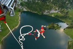 Bunji jumping