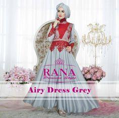 Dress Terbaru warna grey yang cantik banget http://gamismodern.org/airy-dress-grey-gamis-modern.html