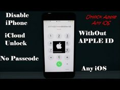 How To Unlock iPhone/iPad WithOut Passcode Iphone Unlock Code, Unlock Iphone Free, Iphone Codes, Iphone Information, Learn Hacking, Iphone Secrets, Android Secret Codes, Ipad Hacks, Iphone Life Hacks
