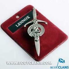Lennox Clan Crest Ki
