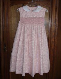 d2950ba5c7 Pattern  Basic Yoke Dress by Chery Williams Smocking Baby