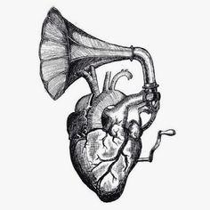 gramophone tattoo - Google zoeken