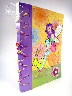 Silvia Scrap: Reto # 41 en Latinas Arts & Crafts: Zoo libretas Digi Shelby versión 2 de The Fantasy Art of Nikki Burnette