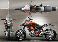 Thinking of Buying a Motorcycle Concept Motorcycles, Honda Motorcycles, Custom Motorcycles, Futuristic Motorcycle, Motorcycle Art, Motorbike Design, Bicycle Design, Motorbike Insurance, Bugatti Concept
