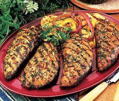 Grilled Turkey Cutlets Recipe. Find local #cooking schools on #Educator #Hub [EducatorHub.com]