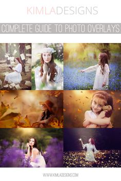 Complete Guide to Photo Overlays - Kimla Designs and Photography
