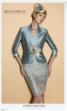 Vestido de la colección Esperanza García 2014. Espero que os guste!  www.facebook.com/entrenovias.tomelloso