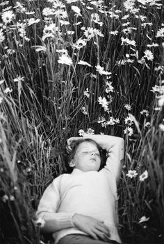 Stella. by linda mccartney.   via @Kelly ann  'a daughter in the daisies' xxx