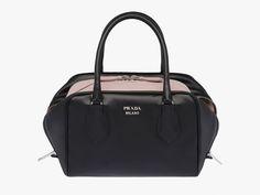 Desejo do Dia! Duas em uma: a bolsa dentro da bolsa da Prada | Moda | Glamurama
