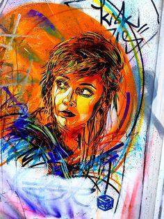 Beyond Banksy Project / C215