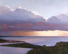 Marc Bohne Oil Ireland Landscape Painting