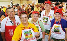 Samborees are RV get-togethers planned by state & provincial directors, making each Samboree unique. Along with fun & games, many Samborees include RV exhibits & educational seminars. Join in on the fun and search Samborees in your area!