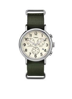 Timex Horloge Weekender TW2P71400